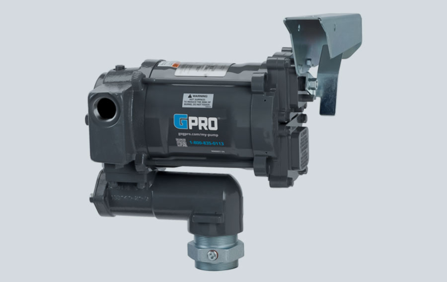 Overview and selection – Fuel/Drum pumps | GPI