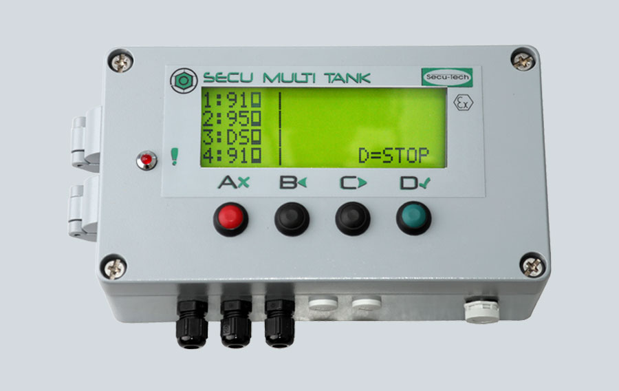 SECU-TECH Multi Tank